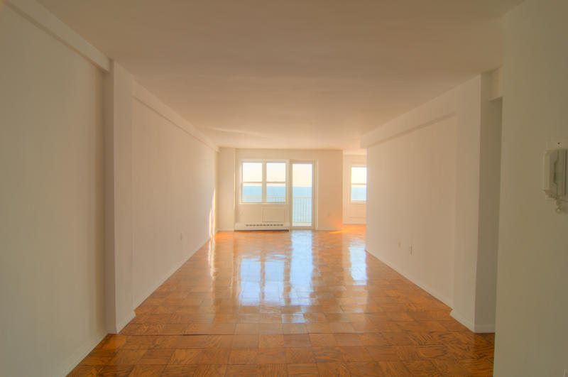 Empty Room Of Apartment Stock Photo Colourbox Empty Living Room Apartment Emp